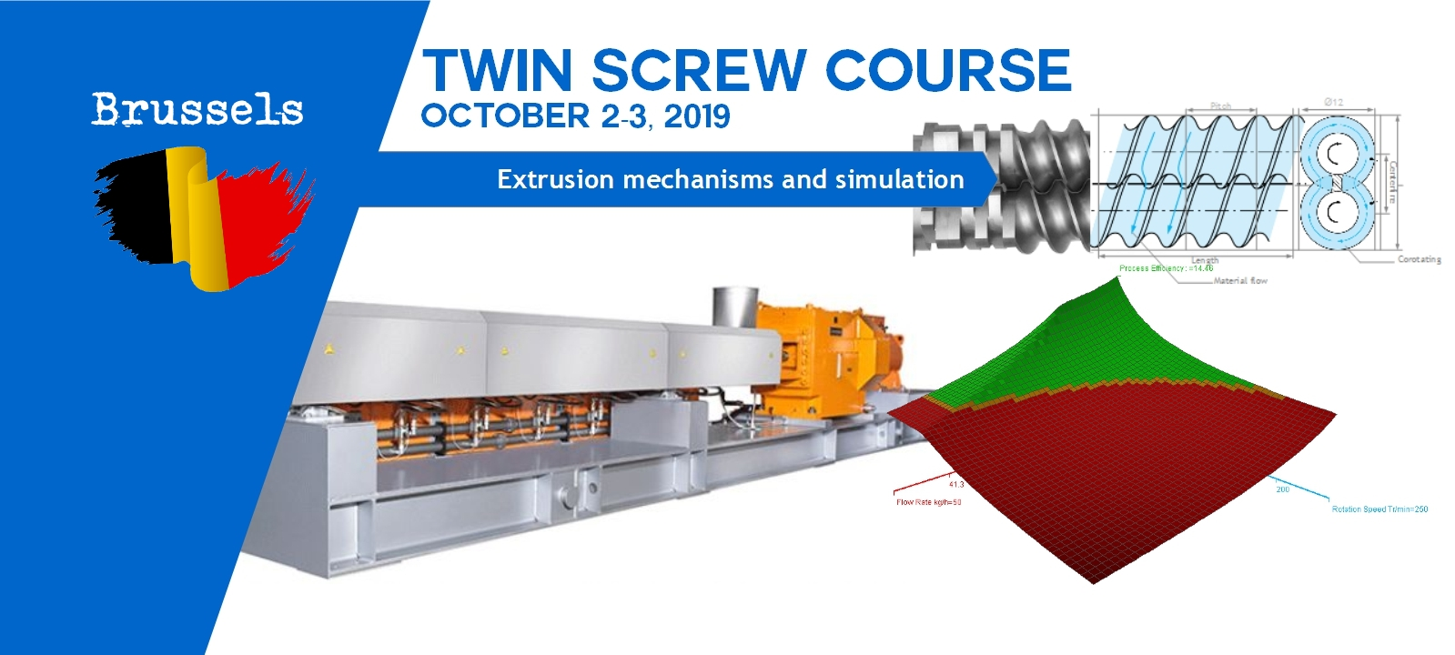 Twin Screw Course 2019