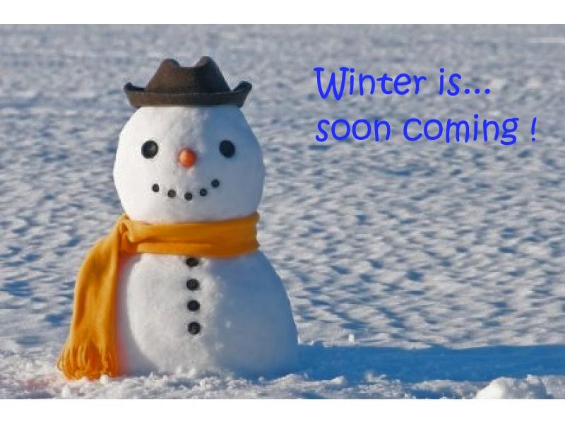 Winter off